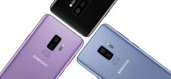 Précommandez le Galaxy S9 et S9+
