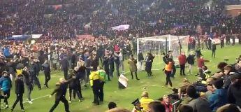 🔥🔥🔥 «Will Grigg's on fire…» scandé dans le stade après la victoire de Wigan face à Manchester City