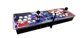 1760 jeux en 1 avec la console de jeux vidéo en double stick pour 182.37 €
