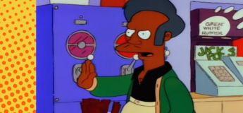 La réaction des millennials quant aux caractères racistes et offensants des Simpson