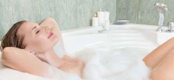 Un bon bain chaud ferait perdre plus de calories que 30 minutes de marche