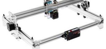 L'EleksMaker A3 Pro, une imprimante 3D laser à 206,24 €