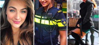 Nochtli Peralta Alvarez, l'ex policière qui affole instagram