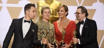 Oscars 2018 : le palmarès complet (discours, vidéos…)