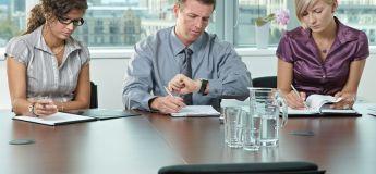 La pire chose à faire avant un entretien d'embauche
