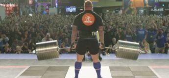 La Montagne Hafthor Julius Bjornsson bat le record du monde de Deadlift avec 472 kg !