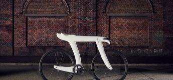 Le vélo Pi en fibre de carbone est complètement irrationnel et est en même temps très pratique