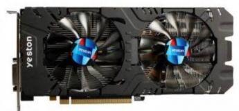 Yeston AMD Radeon RX570, une carte graphique pour gamer à 381.38 €