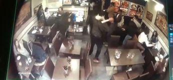 Terrible agression au sabre et à la machette dans un restaurant à Paris