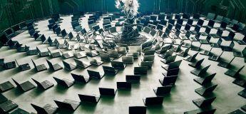 Un photographe conceptuel transforme des déchets électroniques en œuvres d'art
