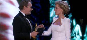 Discours de Gary Oldman, Oscars du meilleur acteur dans Les Heures Sombres