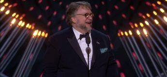 Discours de Guillermo del Toro Oscars  du Meilleur film pour La Forme de l'Eau