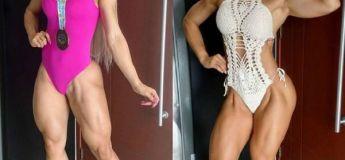 Ces filles qui font beaucoup de muscu (il en faut pour tous les gouts de toute façon)