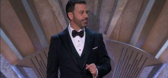 Le discours de présentation des Oscars 2018 par Jimmy Kimmel