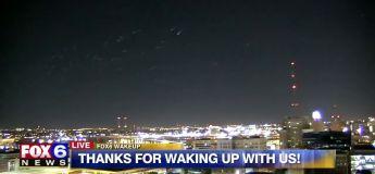 Les habitants de Milwaukee (Etats-Unis) aperçoivent des lumières étranges dans le ciel