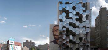 Une révolution du paysage urbain, au bénéfice des SDF avec des logements suspendus