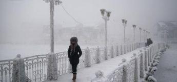 Oymyakon, le village le plus froid de la Terre