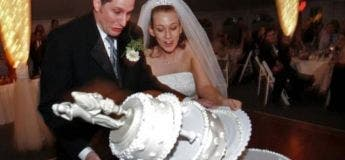 Les photos de mariage peuvent aussi être décontractées et non toujours classes