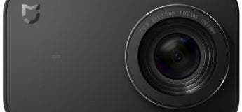 Bon plan sur la caméra Xiaomi Mijia Mini vendue à 89,23 €