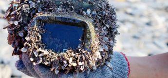 Perdu en mer, cet appareil photo a été retrouvé deux ans plus tard dans un endroit inattendu !