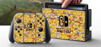 Il est maintenant possible de personnaliser votre Nintendo Switch sans l'endommager