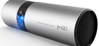 JmGO P2, un projecteur portable pour des images nettes en 3D en promotion