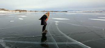 Lyubov Morekhodova, la badass grand mère qui vit sur le Lac Baïkal en Sibérie