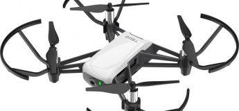 Le drone DJI Ryze Tello vendu à près de 100 €