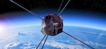 Ce satellite a été lancé dans l'espace il y a 60 ans et il y est toujours !