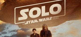 Nouvelle bande annonce du film sur Han Solo «Solo A Star Wars Story» !