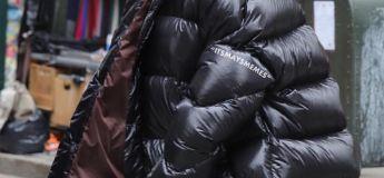La nouvelle tendance mode d'Instagram avec le big-jacket cause l'hilarité