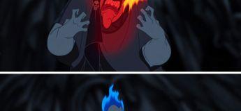Lorsque les dessins animés sont tournés à la dérision
