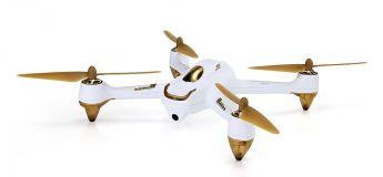 L'excellent et tout petit drone Hubsan H510S X4 à – de 190 €
