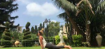 La démonstration de Yoga la plus spectaculaire de l'année