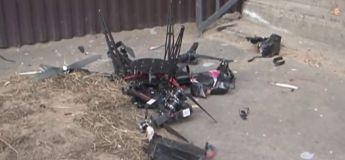Le lancement du premier drone postal russe complètement foiré
