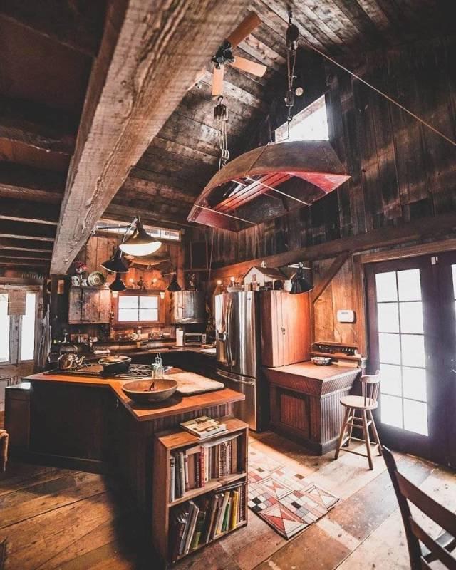 Maison en bois 10 tuxboard for Avantages maison bois