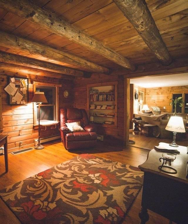 Maison en bois 11 tuxboard for Avoir une maison propre