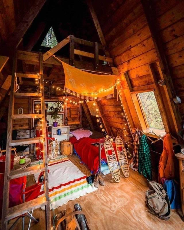 Maison en bois 15 tuxboard for Avoir une maison propre
