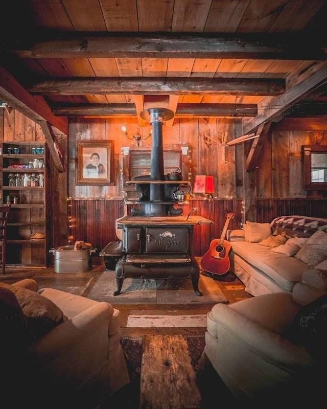 Maison en bois 2 tuxboard for Avoir une maison propre