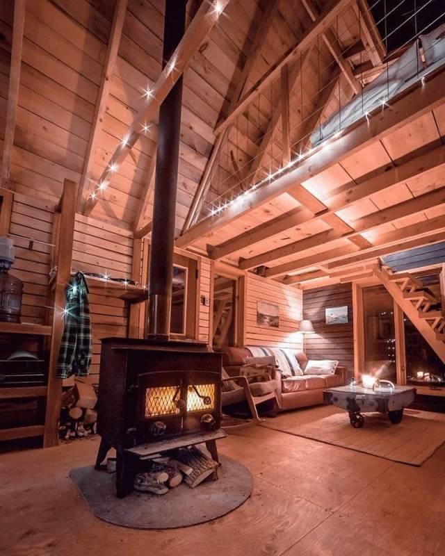 Maison en bois 4 tuxboard for Avoir une maison propre