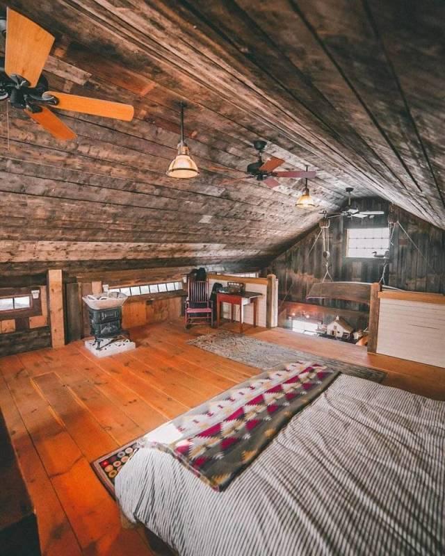 Maison en bois 5 tuxboard for Avoir une maison propre