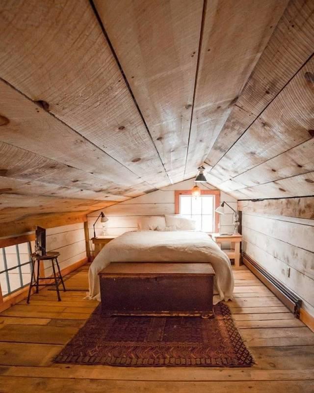 Maison en bois 6 tuxboard for Avoir une maison propre