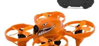 Shark Mako : le drone aux allures amusantes et de couleur orange