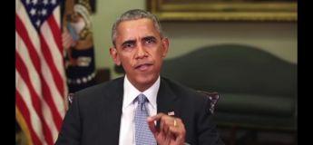 Vous n'allez pas croire ce que Barack Obama dit aujourd'hui dans cette vidéo