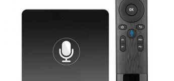 La Box TV Android A95X PRO avec contrôle vocal à – de 35 €