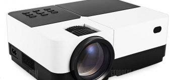 Le projecteur H2 LCD pour home cinéma avec une luminosité de 1800 lumens à -de 100 €