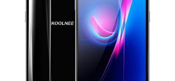 KOOLNEE K1 Trio : écran 6.1 pouces, 6 Go de RAM et 128 Go à 179,38 €