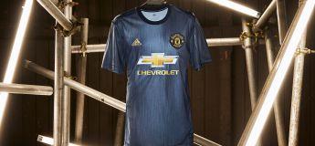 Adidas dévoile le maillot Third de Manchester United réalisé avec du plastique recyclé