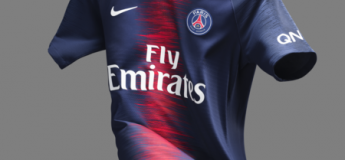 Maillots du Paris Saint-Germain saison 2018-2019