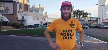 L'homme qui a couru quatre fois à travers les États-Unis a trouvé le bonheur à la fin de son parcours